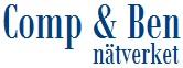 Comp & Ben-nätverket Logga