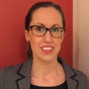 Sanna Flyckt HR-partner på Akademiska Hus tillika medlem i HR-nätverket.