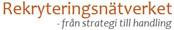 Rekryteringsnätverket logga